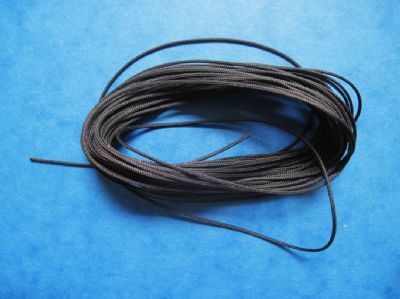 1.4mm QUALITY VENETIAN BLIND CORD BLACK